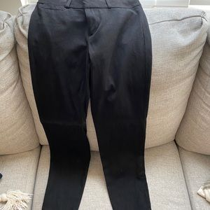 Banana Republic black trouser